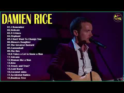 Damien Rice Greatest Hits - Best songs Of Damien Rice