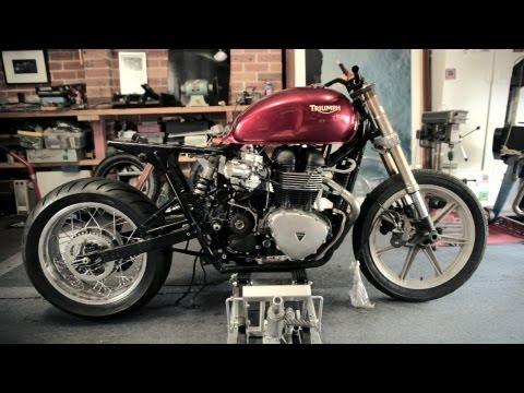 Mean Machines - Custom bike builders