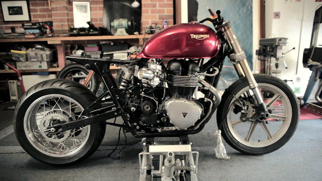 Mean Machines  Custom bike builders  YouTube