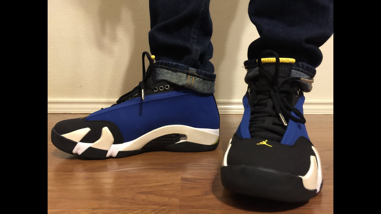 Air Jordan Retro 14 Laney Unbox And Review Youtube