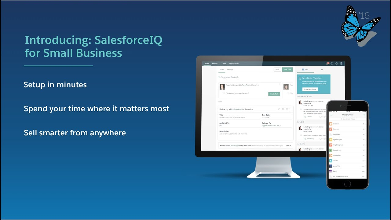 What is SalesforceIQ? - Definition from WhatIs com
