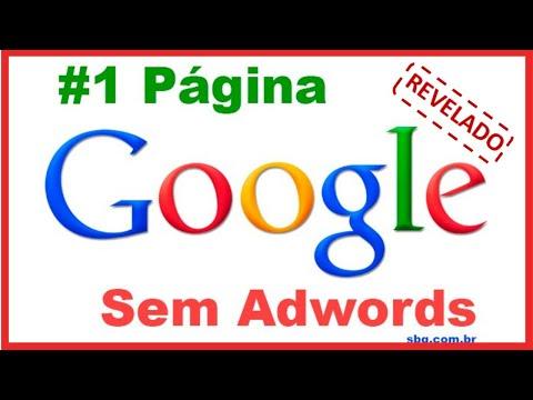 Como colocar um anuncio na primeira pagina do google gratis