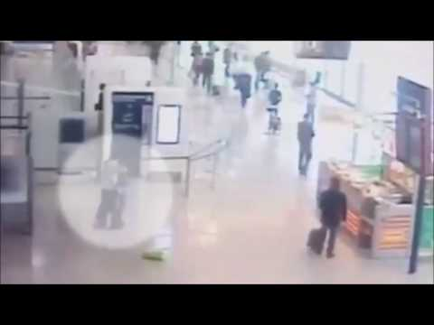 CCTV Shows Soldier Attacked in Paris Orly Airport...My Take