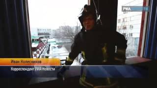 Успеть спасти, или Один день из жизни пожарной части