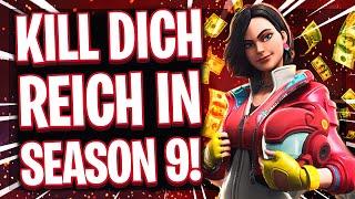 🤩💶KILL DICH REICH!   Erstes Mal in Season 9!   10€ Pro Kill auf Platz 1!   Danach volles Risiko?!