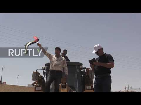 State of Palestine: Clashes erupt as Israeli forces move to bulldoze Bedouin village