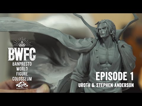 Banpresto World Figure Colosseum 2017 - Episode 01