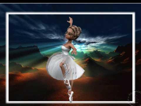 Dreh dich weiter Ballerina  Anne Karin