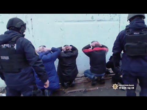 ЧП.INFO: В Україні поліція влаштовує облави на точки видачі шприців наркозалежним