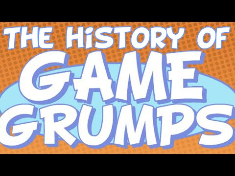The History of Game Grumps - Red Static