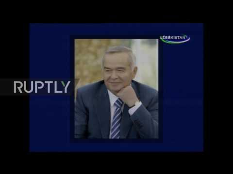 Uzbekistan: President Karimov's death announced on Uzbek national TV
