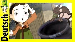 Kongjui und Patjui - Gute Nacht Geschichten (DE.BedtimeStory.TV)