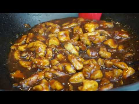 How to make bourbon st grill chicken