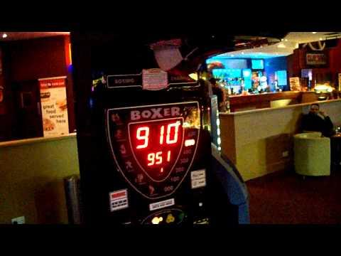 Beating High Score in Feltham Cineworld