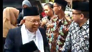 Download Video Ma'ruf Amin Berkunjung ke Pondok Pesantren MP3 3GP MP4