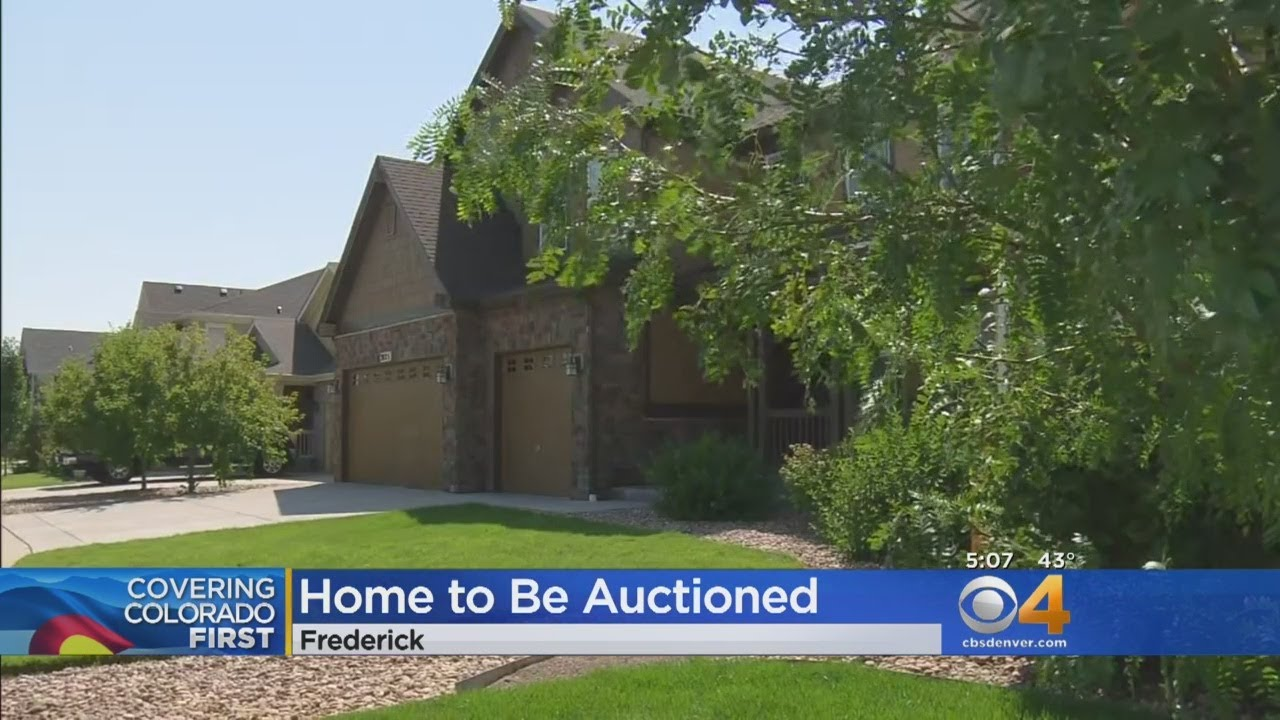 Watts Home To Be Auctioned After Murders Of Pregnant Wife, Daughters