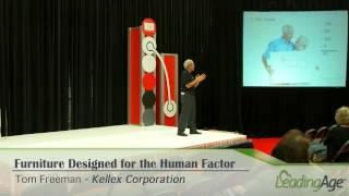 (Kellex Corporation) Furniture Designed for the Human Factor