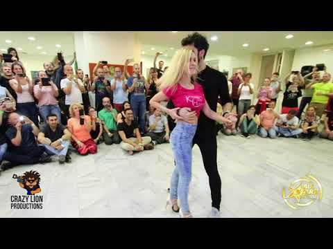 Ronie & Rita [ Unleaded X Rio Valente - M.A.G.W ] @ All Stars Budapest