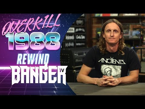 YOU TELL US: Best Metal Albums of 1988? | Overkill Reviews