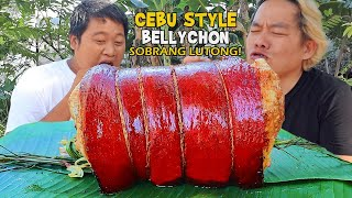 LECHON BELLY ROLL CEBU STYLE (HD)  BACKYARD COOKING