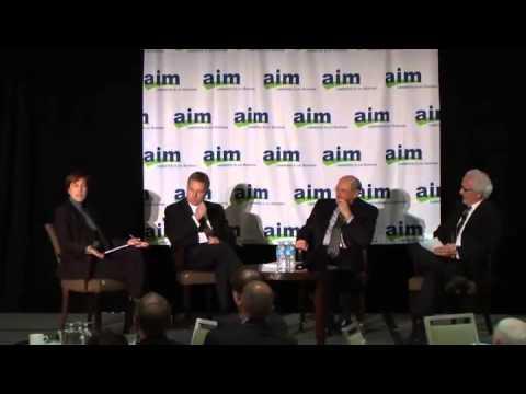 AIM Economic ExecForum 1/18/2013 Local Issues Education Banking