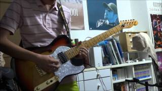 NICO Touches the Walls Diver GUITAR