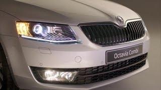 Škoda Octavia Combi 2013 - INT & EXT