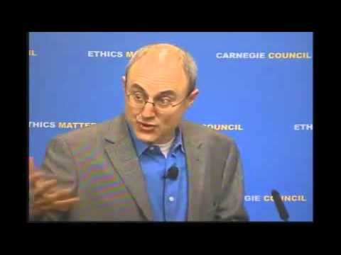 Carnegie Council on Ethics and International Affairs: Oil Curse presentation and Q&A