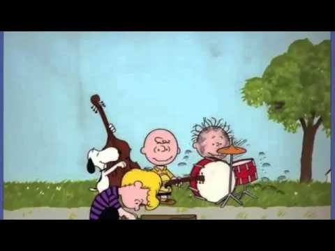 It's Your 50th Christmas, Charlie Brown! Song - YouTube