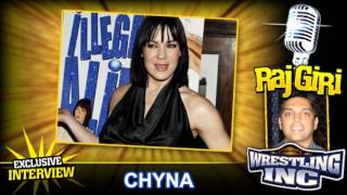Chyna Talks Confronting Stephanie McMahon About HHH Affair, Vince