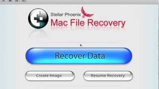 Mac File Recovery in MINUTES