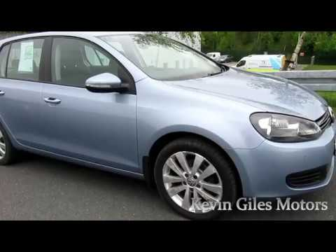 2011 Volkswagen Golf MATCH 105PS 5DR