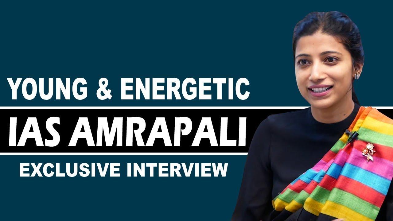 Young & Energetic IAS Amrapali Kata Exclusive Interview | Telangana Lok  Sabha Elections 2019