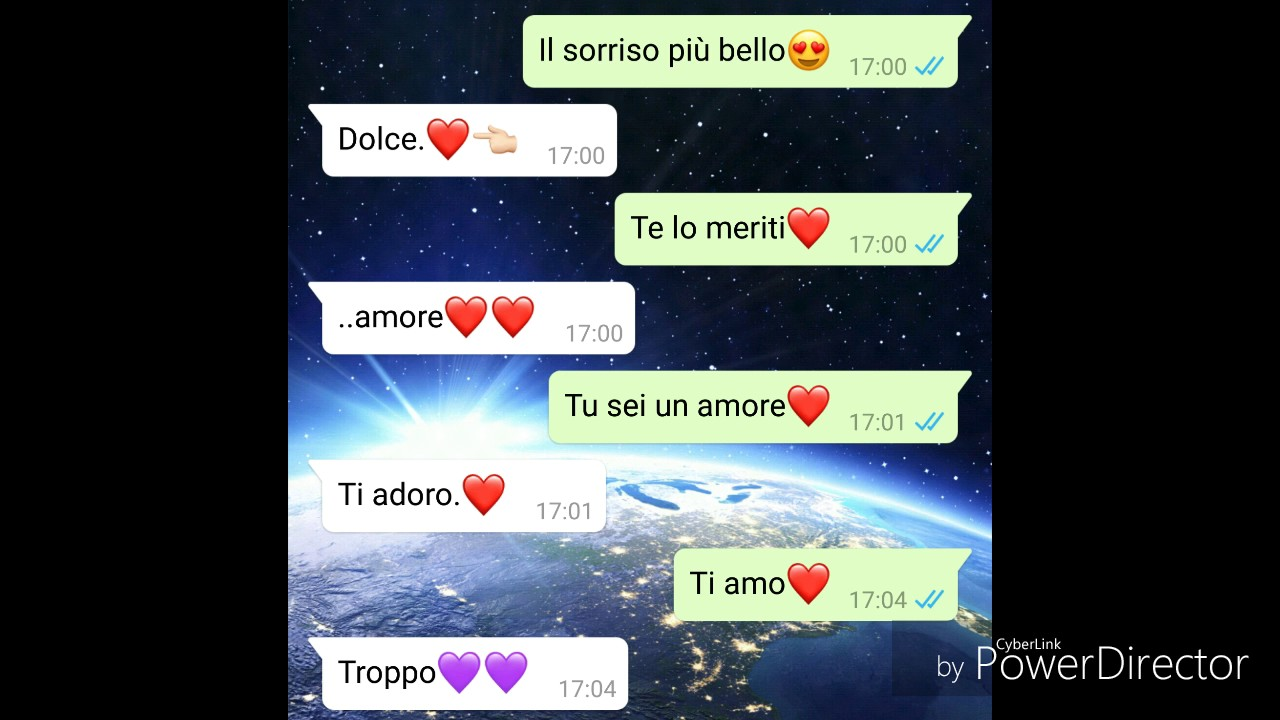 Chat Amore Whatsapp