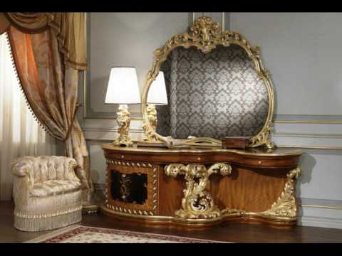 Baroque Style Bedroom Furniture ideas