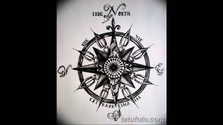 Эскизы тату круг - коллекция интересных рисунков для татуировки с кругом