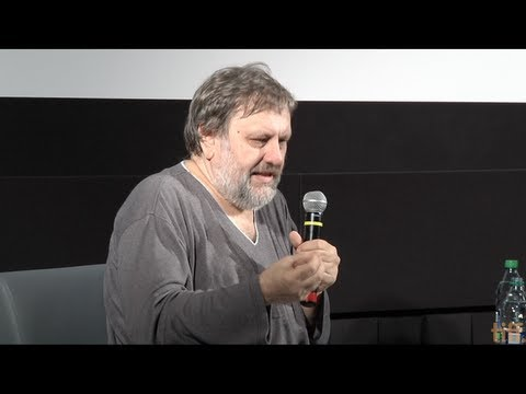 SLAVOJ ŽIŽEK on the Desert of Post-Ideology | Master Class |