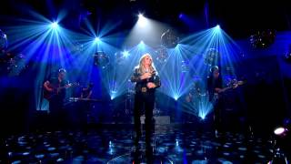 Eurovision 2013 UK Bonnie Tyler - Believe in me Live on The Graham Norton Show