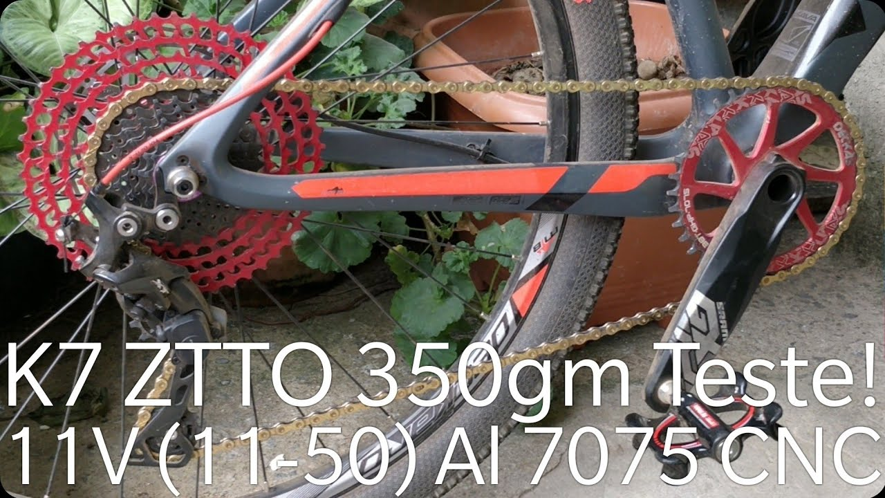 c3fb5ccd534 Final review 'Broken' Chinese Sunshine 11-50t 11 speed cassette aka Zitto &  Bolany by Mark MTB Rides