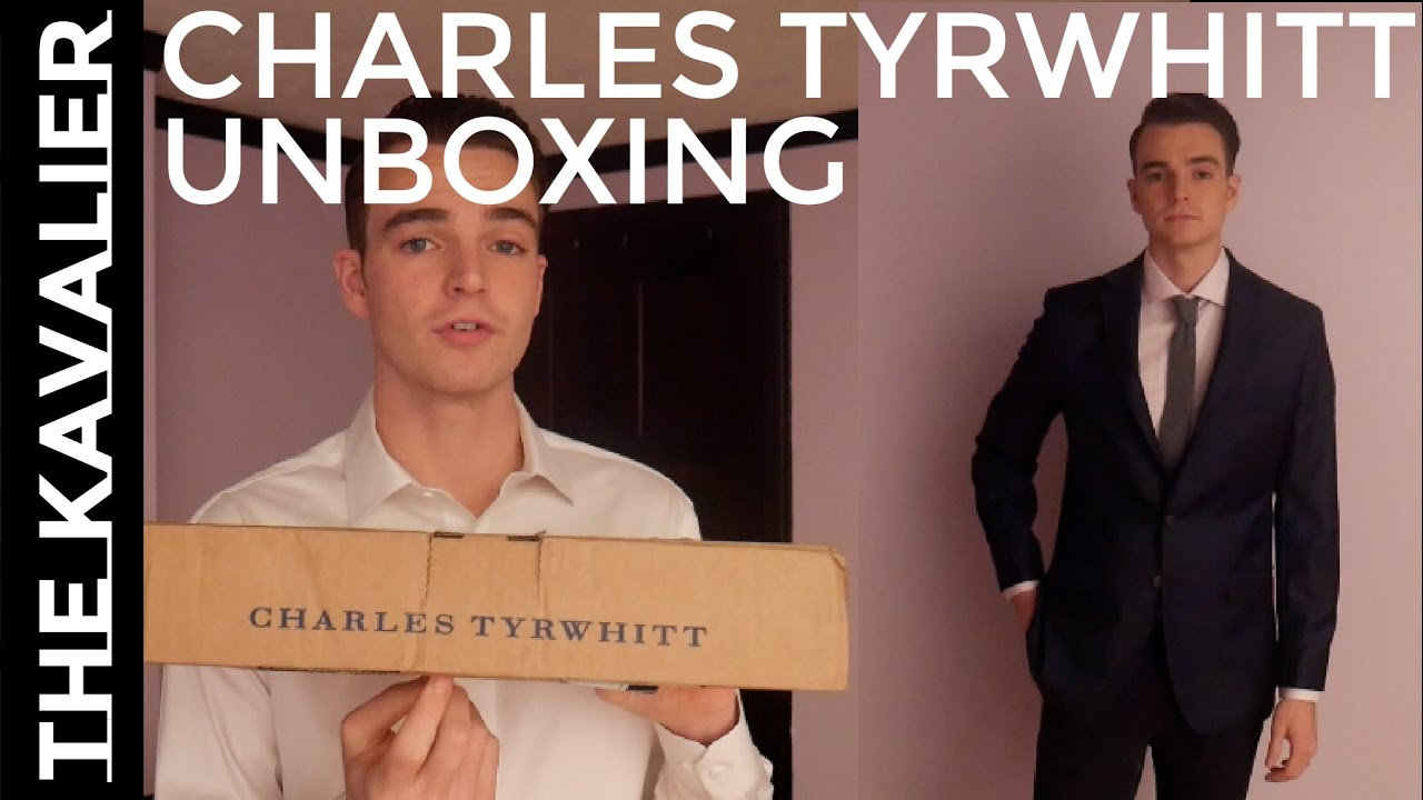 Charles Tyrwhitt Dress Shirts Unboxing and Review - YouTube 99d317fae9f