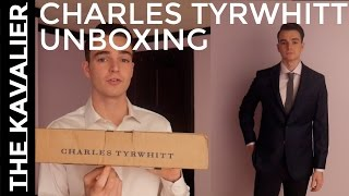 Charles Tyrwhitt Dress Shirts Unboxing and Review