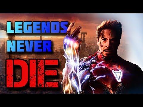 Avengers Endgame || Legends Never Die