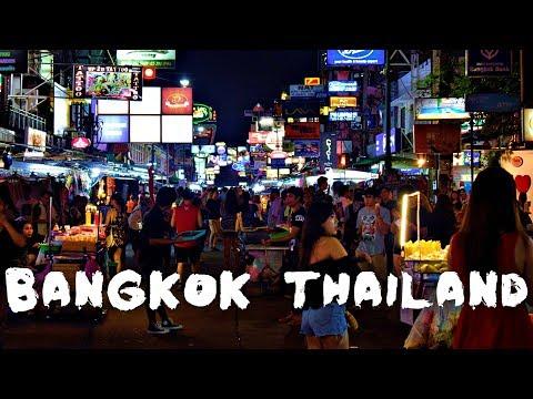 Bangkok Nightlife & Things to do in Bangkok ( Khaosan Road & China Town )