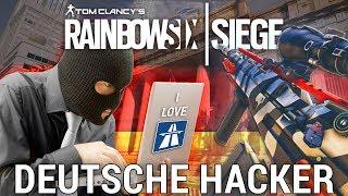 Peinliche Deutsche Hacker! - BattlEye BAN im Livestream - Rainbow Six:Siege