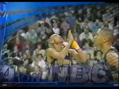 NBA on NBC 1999 Montage - Need a 2020 montage