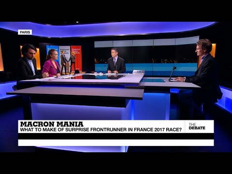 Macron Mania: What to make of surprise frontrunner in France 2017 race? (part 1)