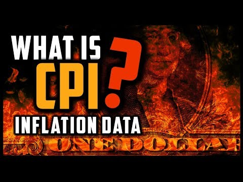WHAT IS CPI? (CONSUMER PRICE INDEX - INFLATION DATA) [Macroeconomics / Economic Data Releases]