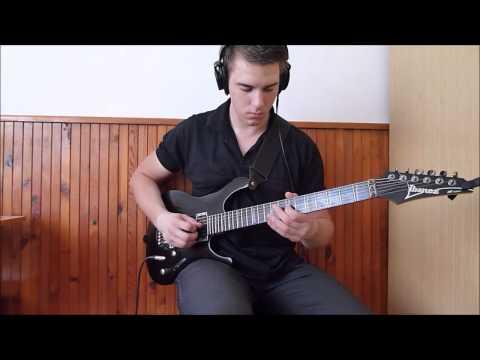 Liquid Tension Experiment - State Of Grace | guitar cover - Lukáš Lengál | mp3