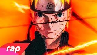 Rap do Naruto - O DEMÔNIO DENTRO DE MIM | NERD HITS