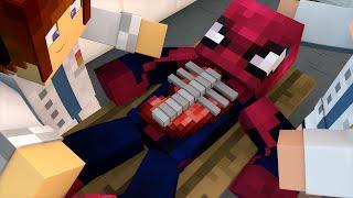 Minecraft : CIRURGIA NO HOMEM ARANHA !! - Aventuras Com Mods #34